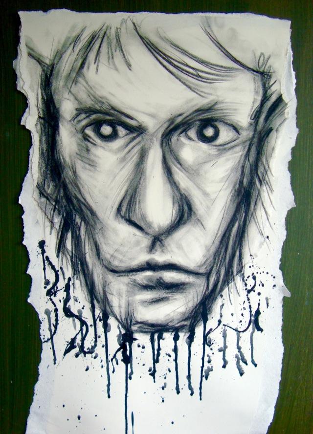 Paul, sketch by Mark Kerstetter